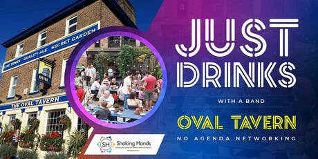 'Just Drinks' with a Band @ Oval Tavern tickets