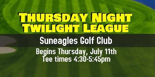 Thursday Twilight League at Suneagles Golf Club