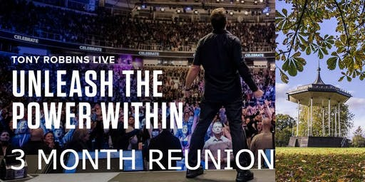 Tony Robbins London UPW 3 Month Reunion - Picnic in the Park!