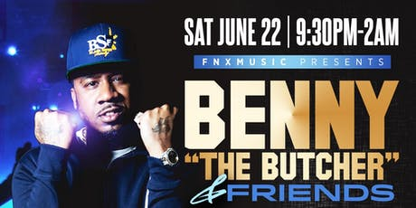 Benny The Butcher & Friends - New Haven, CT tickets