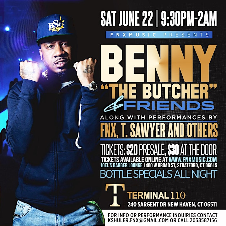 Benny The Butcher & Friends - New Haven, CT image