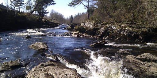 Glasgow Uni Welcome Programme: Trossachs Villages and Waterfalls (£23.00)