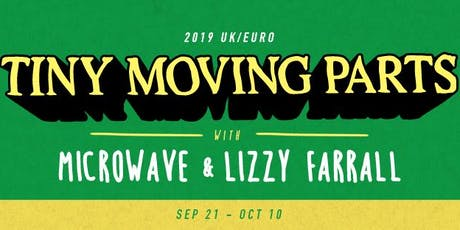 Tiny Moving Parts (The Globe, Cardiff) tickets