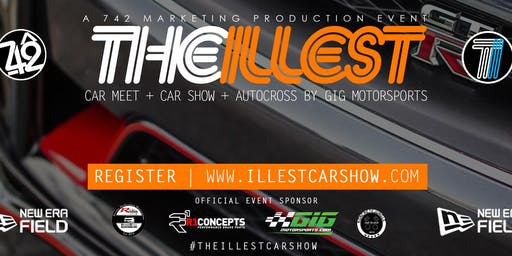 The Illest Car Show & Autocross - Buffalo , NY