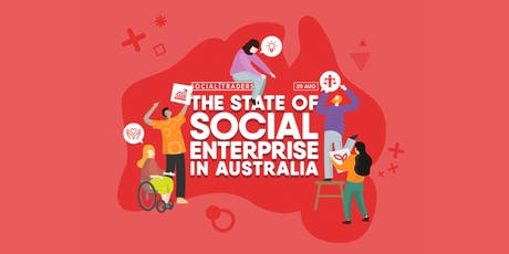 """2019 Social Traders Conference - """"The State of Social Enterprise in Australia"""" tickets"""