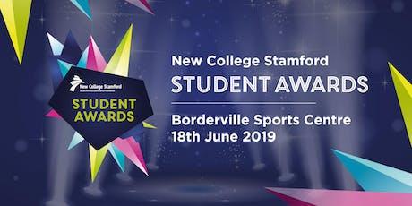 Student Awards 2019 tickets