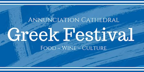 48th Annual Baltimore Greek Festival tickets