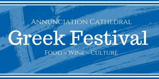 48th Annual Baltimore Greek Festival