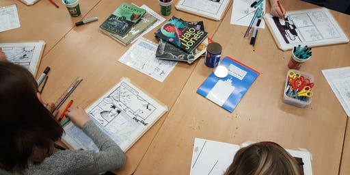 The Art of Drawing Comics workshop