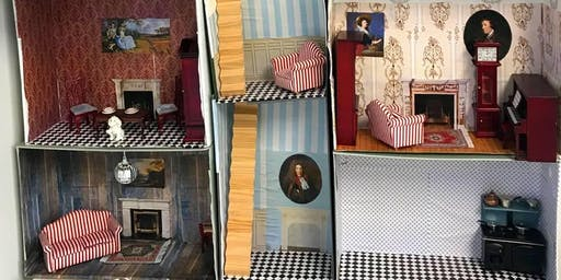 Dollhouse in a Shoebox