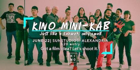 Mini-Kab 2019 tickets