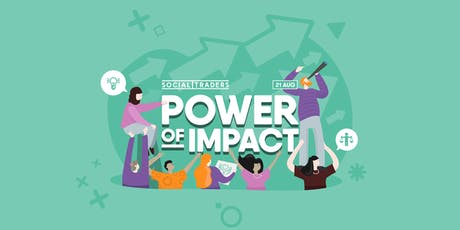 2019 Social Traders Conference - Power of Impact(BG) tickets