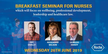 FREE Breakfast Seminar for Nurses tickets