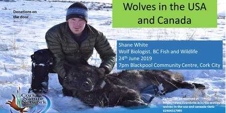 The ecology of wolves in the USA and Canada tickets