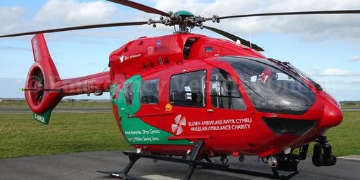 Chamber Coffee Morning With Wales Air Ambulance