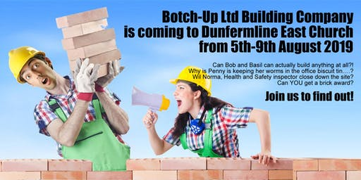 Botch up Builders Holiday Club