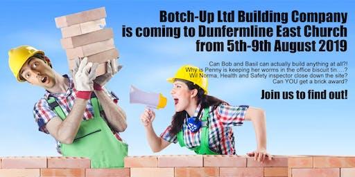 Botch up Builders Holiday Club
