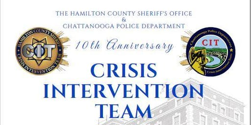 Hamilton Co Sheriff's Office & Chattanooga Police Dept CIT Appreciation and Awards Banquet