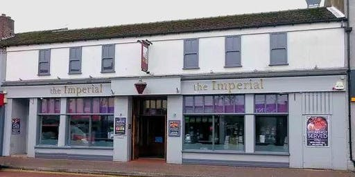 The Imperial Psychic Night In Widnes
