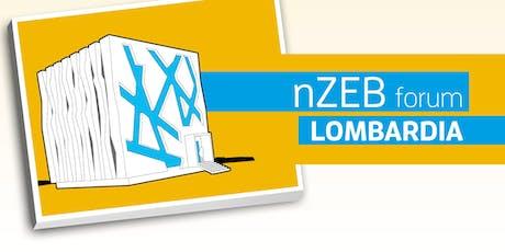 COMO - nZEB forum Lombardia biglietti