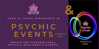 PSYCHIC EVENT - Laycock Village Hall, Keighley