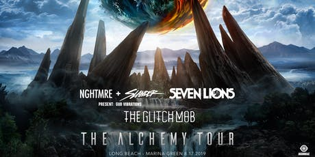 Insomniac Presents Alchemy - NGHTMRE + SLANDER, Seven Lions, The Glitch Mob at Marina Green tickets