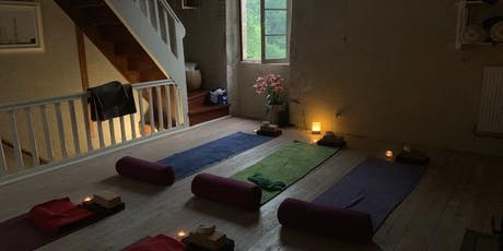 Rest Ritual & Connection Yoga Retreat With Lynette Greenaway In Rural France billets