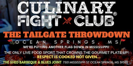 Culinary Fight Club - Ocean Springs, MS: The Tailgate Throwdown