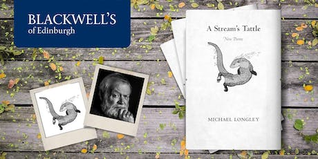 A Stream's Tattle with Michael Longley tickets