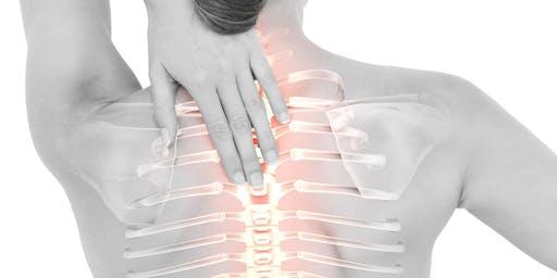 *Free Patient Event*  Back & Neck Pain