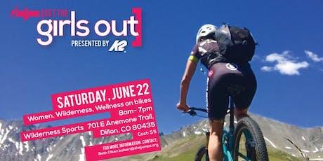 CO SheJumps Women, Wilderness, Wellness on Bikes tickets
