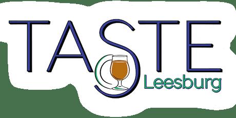 Taste Leesburg tickets