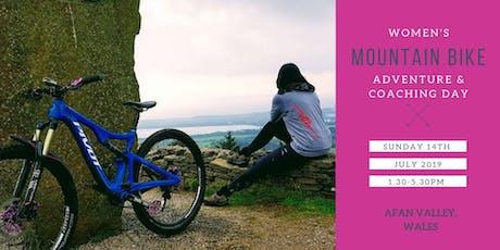 Women's Mountain Bike Adventure & Coaching Day tickets
