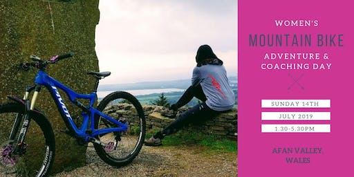 Women's Mountain Bike Adventure & Coaching Day