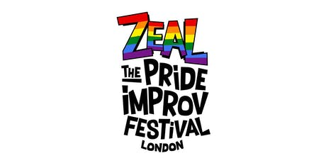 Zeal: The Pride Improv Festival Day 4 tickets