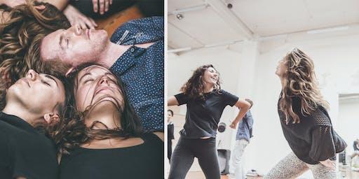Transformation through Breath with Jessica Wajda and Tim Hermann