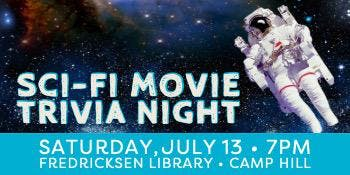 Trivia After Hours – Sci-Fi Movie Challenge! (B.Y.O.B.)
