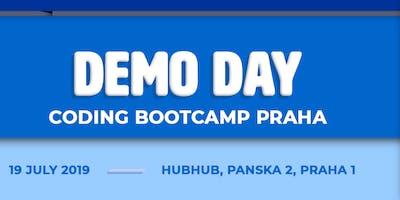 Demo Day #9 - Coding Bootcamp Praha