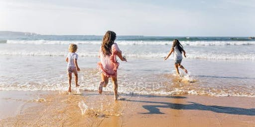 Youghall Beach Day Camp/ Camp de Jour a la plage Youghall (ages 5-8 ans)