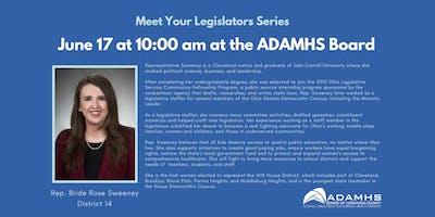 Meet Your Legislators Series June 17: Representative Bride Rose Sweeney