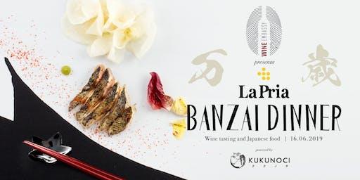 La Pria Banzai Dinner - 16.06.2019