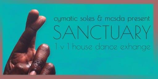 Sancturay 1v1 House Dance Battle