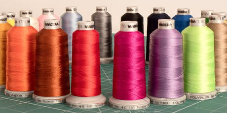 Arts Academy: How to use a Sewing Machine tickets