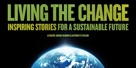 Living the Change: Inspiring Stories for A Sustainable Future tickets
