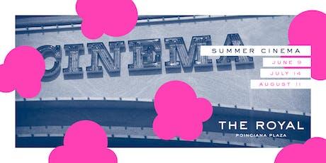 Summer Cinema Series tickets