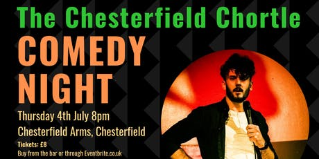 The Chesterfield Chortle tickets