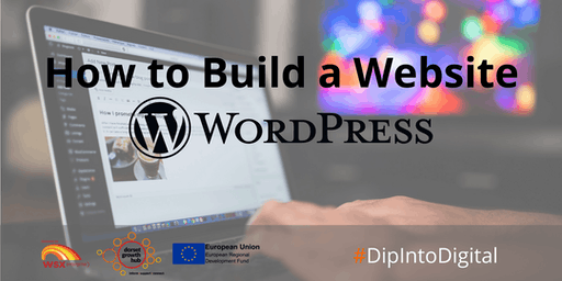 How To Build a Website - Wordpress - Blandford - Dorset Growth Hub