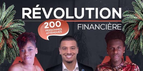 Révolution Financière PNV Martinique billets