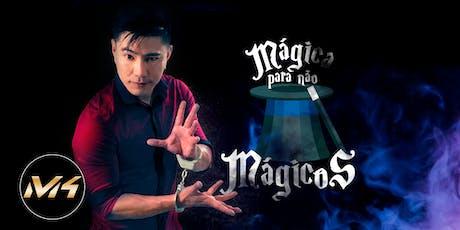 Mágica para não mágicos ingressos