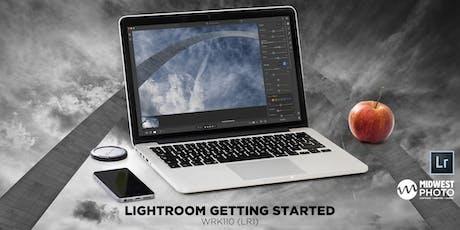 Lightroom Getting Started-WRK110 (LR1) tickets